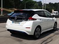 Selon Nissan, les conducteurs de voitures électriques roulent plus que les autres