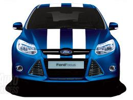 La nouvelle Ford Focus ST au Mondial de Paris