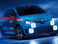 Une future Renault Twingo Gordini dans nos rêves et au Mondial 2014?