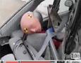 [Vidéo] Crash test 4x4 contre compacte: aïe