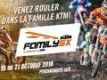 KTM Family SX: rendez-vous mi-octobre à Perschadoires