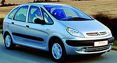 Citroën Xsara Picasso: le peintre,   Citroën, et la voiture