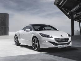Toutes les nouveautés du Mondial 2012 – Peugeot RCZ restylé : plus puissant