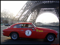 La photo du jour du Rallye de Paris : Ferrari 212 Inter Touring Berlinetta