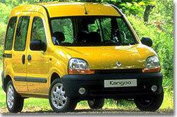 Renault Kangoo : pratique, jovial   et familial