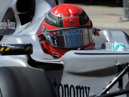 Schumacher : « Se donner du temps »