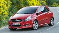 'Nouvelle' Opel Corsa GSi : 150 ch