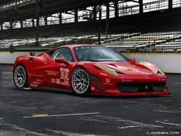 Ferrari 458 GT : elle sera à peu près comme ça