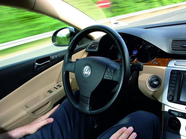 VW travaille sur un système de pilote automatique pour votre voiture