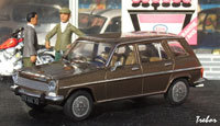 Miniature : 1/43ème - SIMCA 1100 break GLS