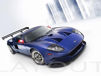 10 Ford GT en LM GT dès 2011!