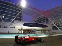 Vivez le Grand Prix F1 d'Abou Dhabi de l'intérieur grâce au concours Shell Helix
