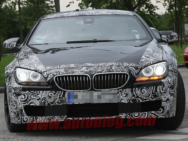 Future BMW M6: bodybuildée!