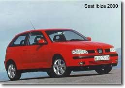 Seat Ibiza/Cordoba :   Entre citadine et compacte