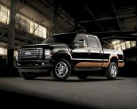 Ford F-Series Super Duty Harley-Davidson 105th Anniversary Edition
