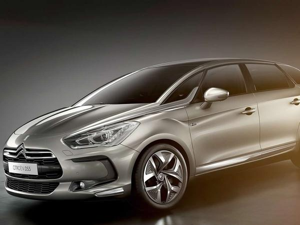 La nouvelle Citroën DS5 deviendra-t-elle berline tricorps?