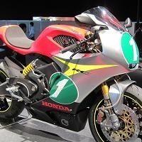 Caradisiac au Tokyo Motorshow: La Honda RC-E est encore plus électrisante de près