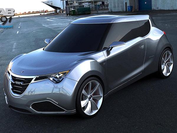 Design - Saab 91 par Fabio Ferrante