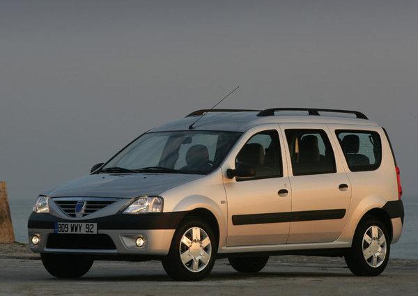 Dacia Logan break  : star en devenir