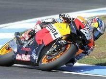 Moto GP - Japon J.1: Dani Pedrosa domine sans l'aide de personne