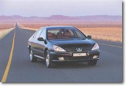 Peugeot 607 : L'élégance à la française