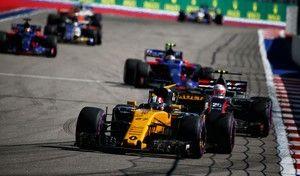 Formule 1: Canal + conserve les droits jusqu'en 2020