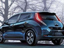 Nissan se prépare à la chute des ventes de la Leaf