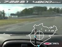 [vidéo] Ring Folies : la Corvette Z06 en 7'22''