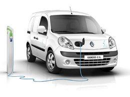 Renault revient en Amérique du Nord avec le Kangoo ZE