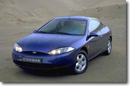 Ford Cougar : un Coupé trop timide