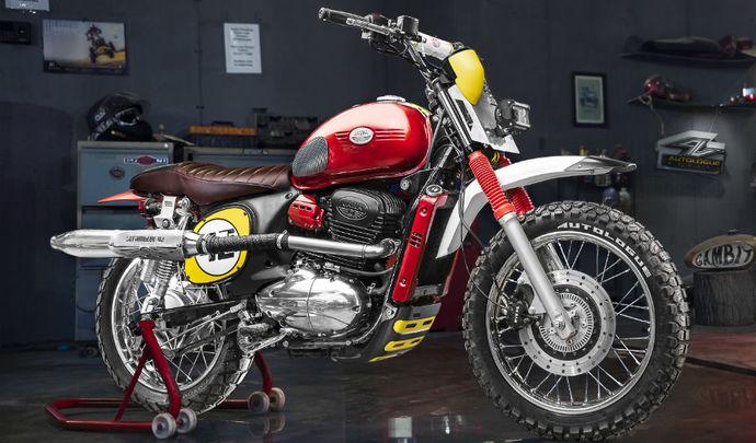 Trois modèles Jawa bientôt dévoilés en Inde