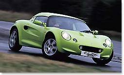 Lotus Elise : filer à l'anglaise