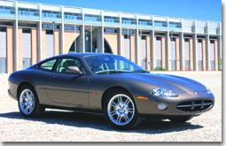 Jaguar XK8 Coupé : plaisir partagé
