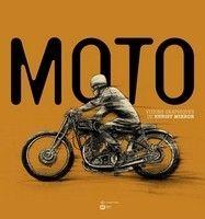 Livre: « Moto » visions graphiques de Kkrist Mirror sur notre univers favori...
