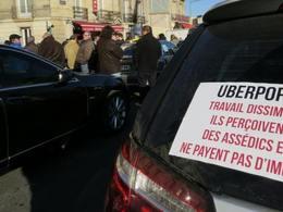 UberPop s'étend, la colère des taxis aussi