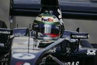 Le team Williams F1 en termine à Valence