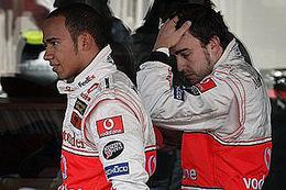 """F1 Japon: """"L'équipe sait qui elle devrait soutenir"""", a déclaré Lewis Hamilton"""
