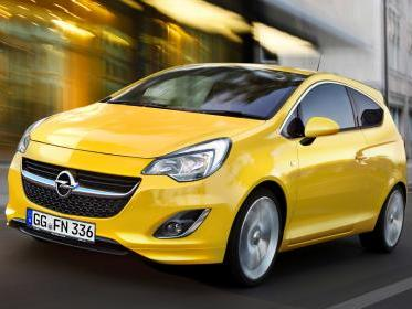 Opel Corsa restylée: comme ça?
