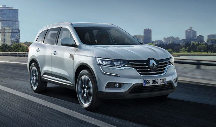 Renault Koleos : à partir de 29900€