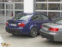 Futures BMW M3 cabriolet et berline