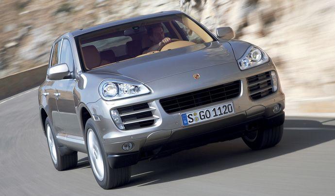 Porsche: du nouveau pour la garantie des occasions