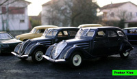 Miniature : Peugeot 402B
