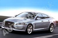 Future Jaguar XJ: comme ça?