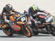 Moto 2 - Japon: Marquez dernier au premier virage et premier sous le drapeau à damiers