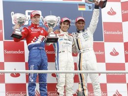 GP2/Hockenheim - Maldonado puis Perez s'imposent