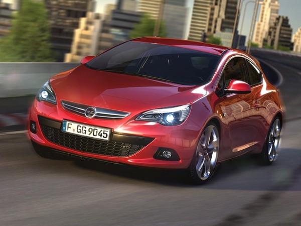 Nouvelle Opel Astra GTC: une série limitée au lancement