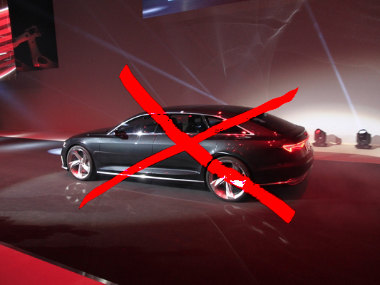 Le patron d'Audi détaille les nouveautés à venir ... et celles qui ne viendront pas