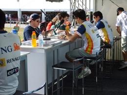 F1 2009 : Pilotes plus accessibles, courses plus compréhensibles et essais autorisés