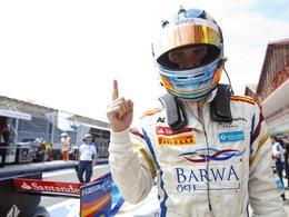 GP2 Valence : Charles Pic en pole