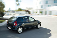 La Dacia Sandero sous la barre des 6000 €